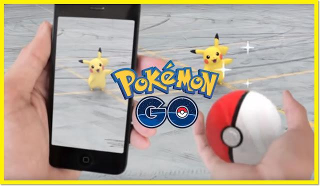 Pokemon GO APK V0.89.1 ATUALIZADO
