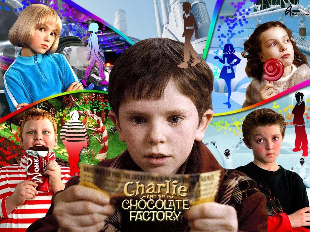 NickALive!: Nickelodeon USA to Premiere 'Charlie and the Chocolate ...