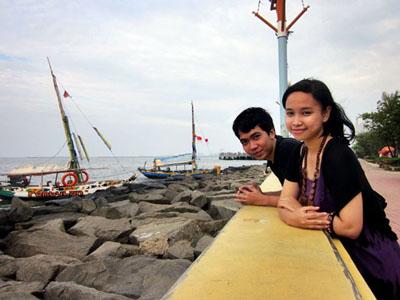 Pantai Ancol Jakarta Utara 2017, ini Alamat Peta Lokasi dan Harga Tiket Masuk-nya
