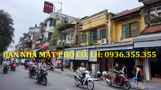 Bán Nhà Mặt Phố Cổ Hàng Ngang, Hàng Đào