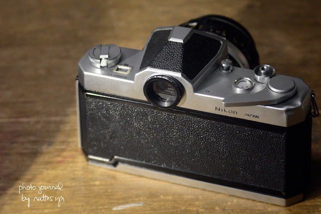 CAMERA FEATURE: Nikomat FT (also known as Nikkormat FT outside of Japan)