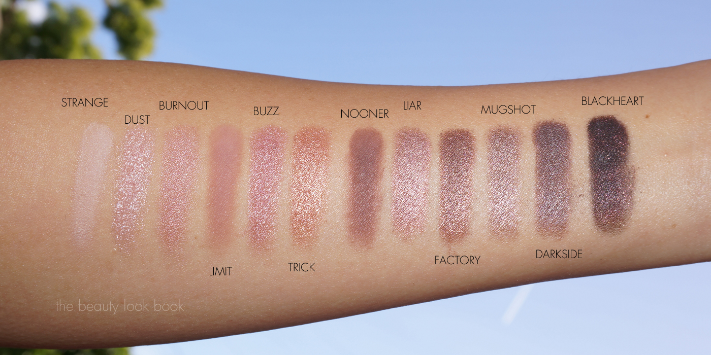 Naked3 Eyeshadow Palette by Urban Decay #16