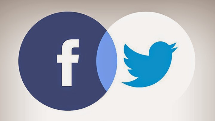 facebook twitter icon