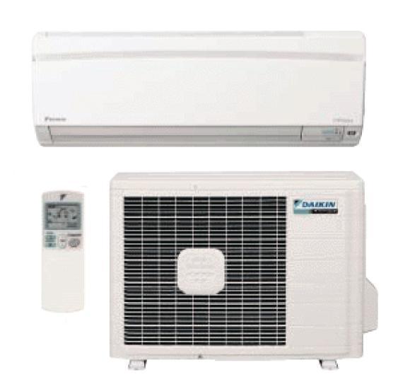 Daikin Air Conditioners: Daikin FTKS25D / RKS25E Air