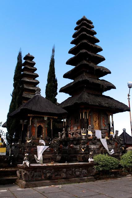 Templos de Pura Ulun Danu Batur