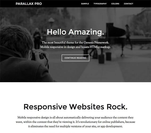 Parallax-pro