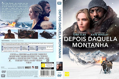 Filme Depois Daquela Montanha (The Mountain Between Us) DVD Capa