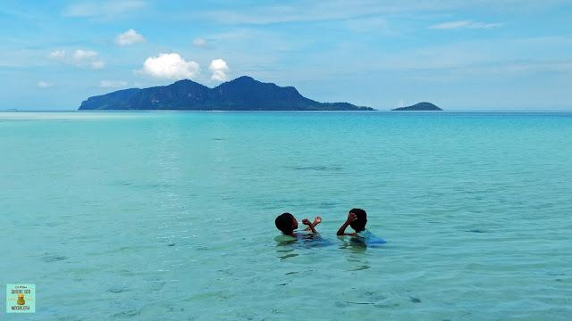 Isla de Sibuan, Borneo (Malasia)