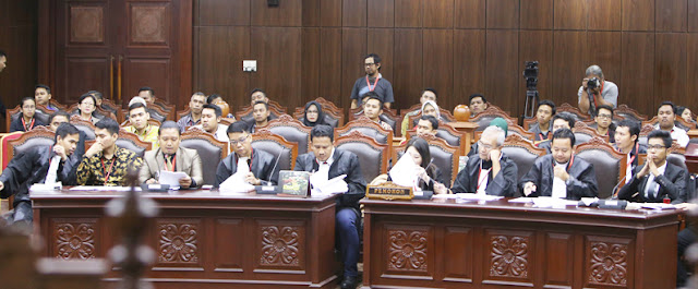 """Pemanggilan Paksa"" Dalam UU MD3 Dinilai Tindakan Sewenang-Wenang"