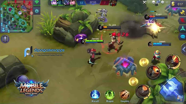 Download Mobile Legend Mod Apk Latest Version