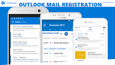 create outlook mail