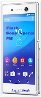 1 Guide To Upgrade or Flash Sony Xperia M5 (E5603, E5606, E5653) Using XperiFirm And Flashtool. Root