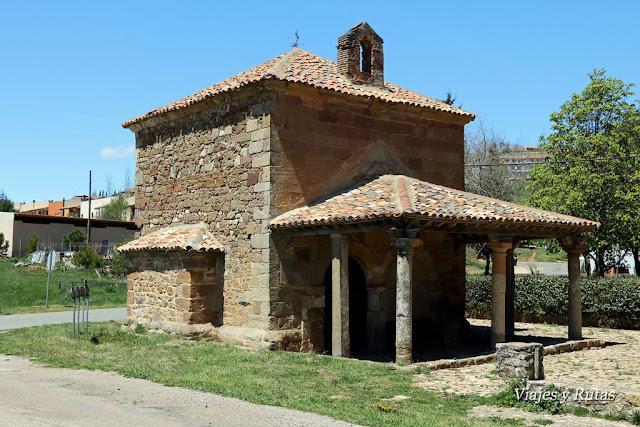 Ermita Soledad, Atienza