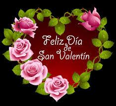 Feliz Día De San Valentín Y Gracias A Todos Por El Cariñoel Barahonero