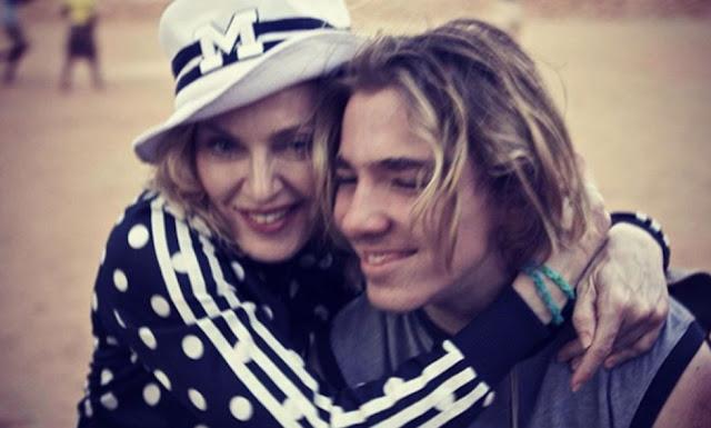 El hijo menor de Madonna fue detenido en Londres por portar marihuana
