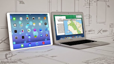 12インチ『MacBookAir』&『iPadPro』は『USB3.1』『USB Type c』を採用か?? 12 9 ipad macbook air 800x450 2