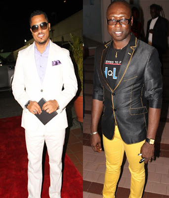 PHOTO: Who Rocked It Better, Van Vicker Or DSP Sarpong?
