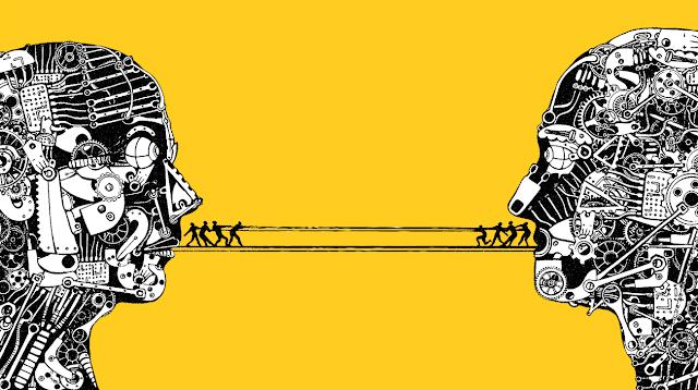 人生小故事 - 兩位僧人的爭拗