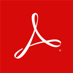 Adobe reader Windows App