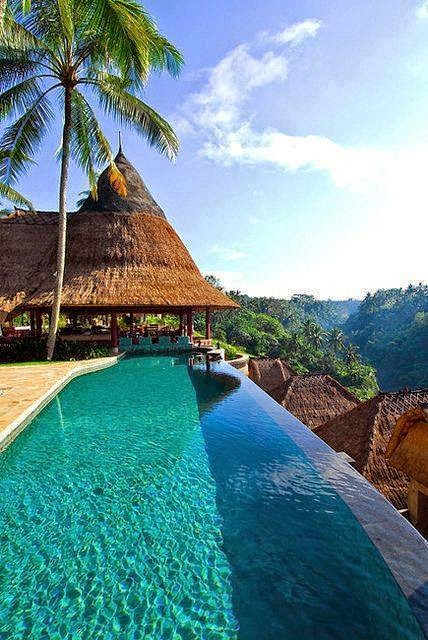A view great from Bali Province In Indonesia Bali | beautiful places in the world