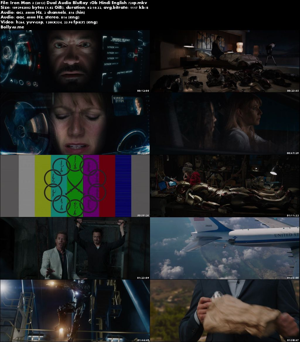 A Man Apart Blu Ray Upc: I Ron Man 3 Full Movie Dual Audio Download 720p Bluray