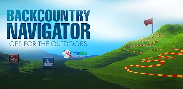 BackCountry Navigator TOPO GPS v6.1.0 Apk Miki