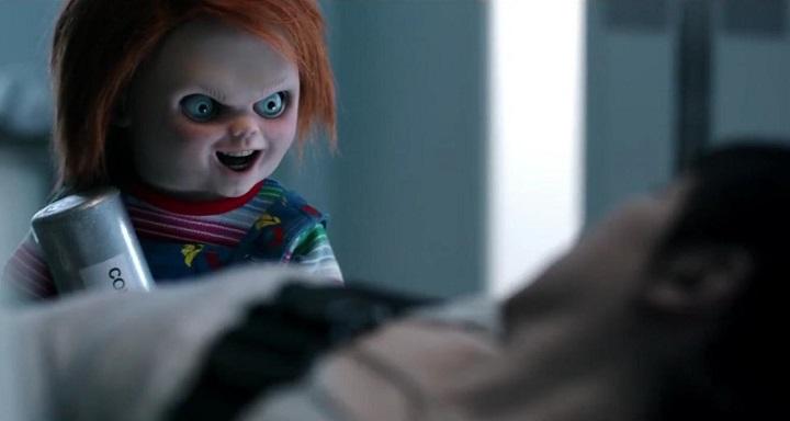 Культ Чаки, Cult of Chucky, продолжение Проклятие Чаки Curse of Chucky Детская игра Child's Play, новый фильм про куклу-убийцу Чаки, ужасы, комедия, хоррор, Horror, Comedy, рецензия, обзор, Review