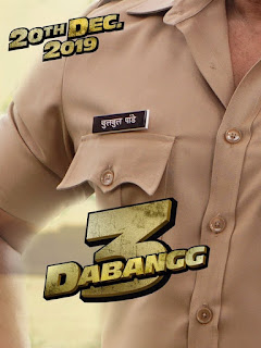 Dabangg 3 First Look Poster 1