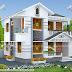 1519 square feet 4 bedroom modern house plan