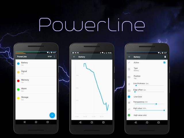 PowerLine PRO Full Apk