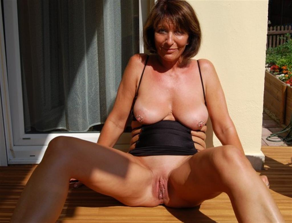 Gepierste Titten