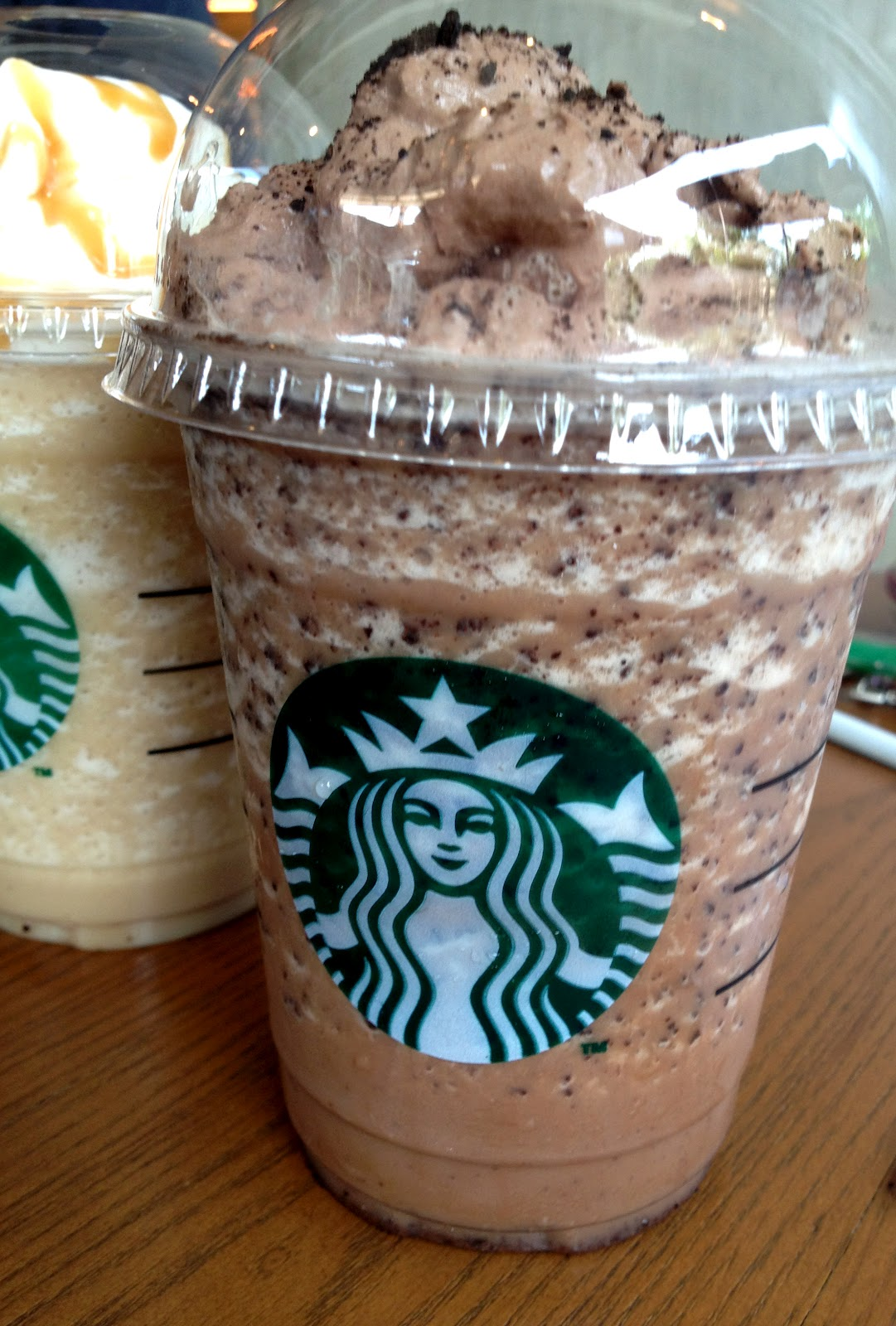 What Mary Loves Survive The Heat 101 Starbucks Mocha