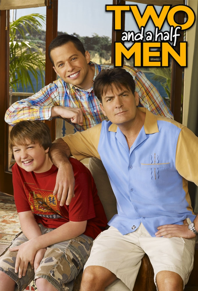 Two And a Half Men Serie Completa  DVDRip – TV Audio Latino