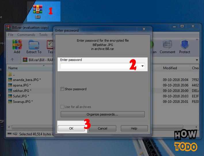 cracking zip file password online