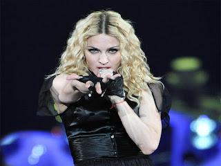 Madonna best selling female artiste