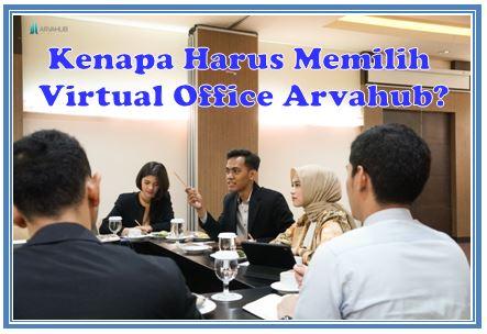 virtual office jakarta - arvahub