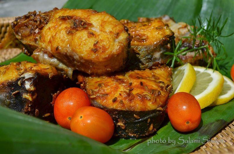 cara memasak ikan patin agar tidak amis