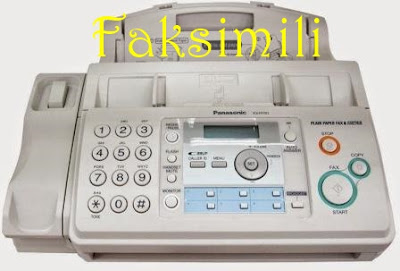 mesin fax/faksimili