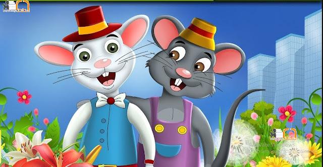 قصص اطفال | فأر الريف وفأر المدينة