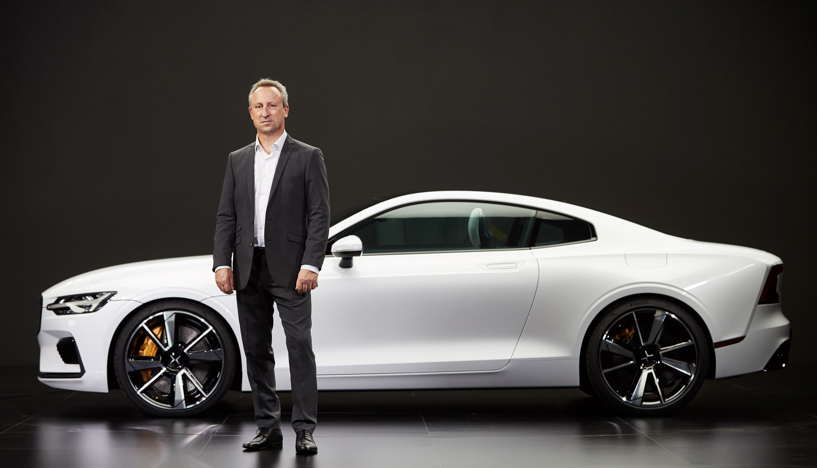 Polestar 1 Officially Revealed As A 600HP Hybrid Coupe ...