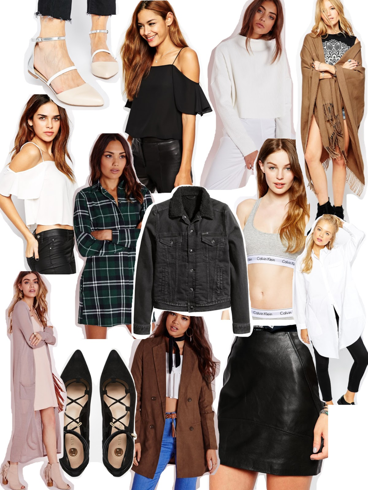 autumn winter fashion wishlist