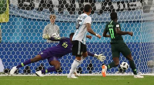 Bad Officiating Denied Super Eagles' Victory Against Argentina – Drogba