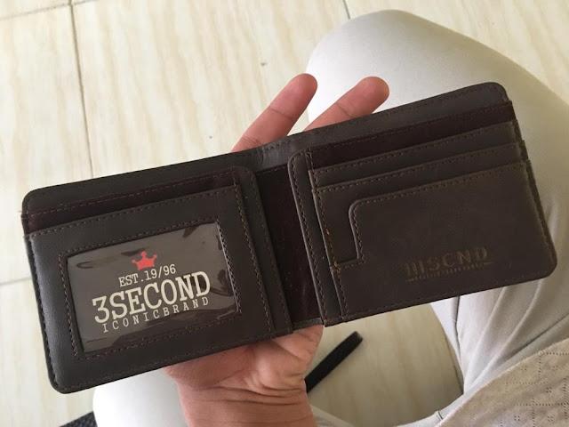 3 Cara Mudah Belanja Dompet Pria di 3second.co.id