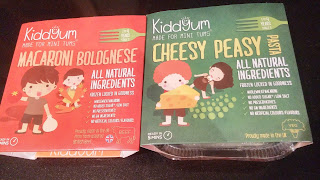 kiddyum frozen meals