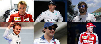 Daftar Lengkap Tim dan Pembalap F1 2016