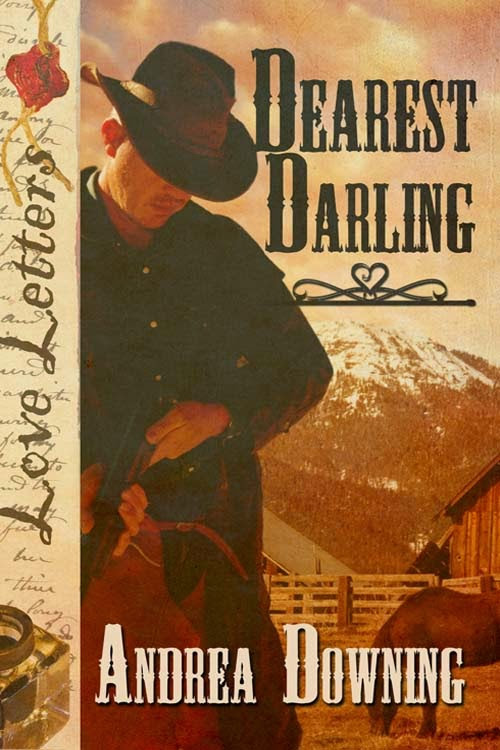 WHERE DID THAT COME FROM? by Andrea Downing #western #TWRP #romance