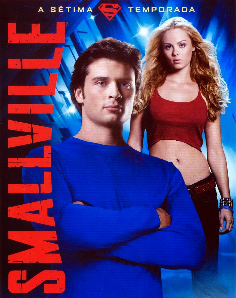 Smallville 7ª Temporada Torrent – Blu-ray Rip 720p Dublado (2007)
