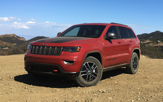 Jeep Grand Cherokee Used >> 2020 Jeep Grand Cherokee Trailhawk V-6 Review - Cars Auto Express | New and Used Car Reviews ...