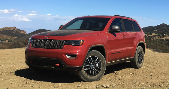 2020 jeep grand cherokee trailhawk v 6 review cars auto express new and used car reviews. Black Bedroom Furniture Sets. Home Design Ideas