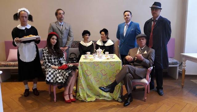 """Η θεατρική παράσταση """"Τι σου λείπει"""" σε σκηνοθεσία Άννας Φόνσου στην Τρίπολη"""